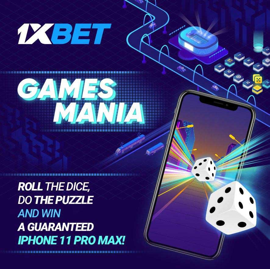 Win a new iPhone 11 Pro Max, cash rewards and more perks with 1xBet's Latest Title - Games Mania