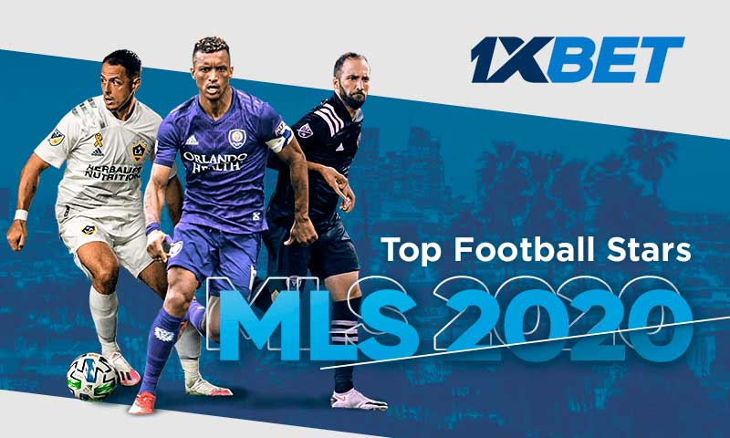 1xBet Review - Top 10 MLS players