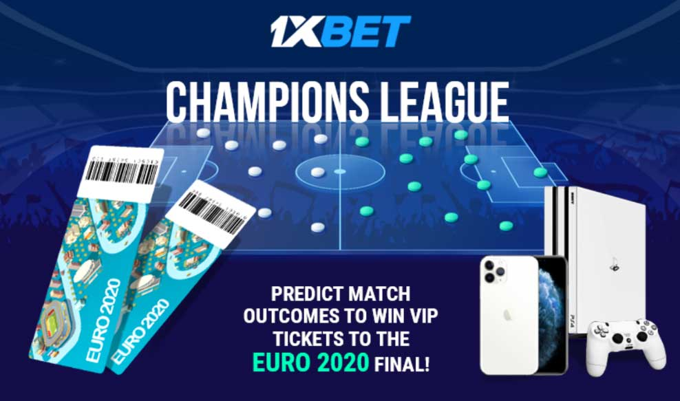 1xBet Champion League